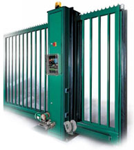 Robusta Cantelever Sliding Gate (automation available on this product)